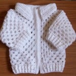Baby Sweater that I Tested