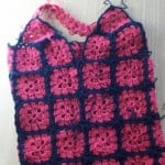 Granny Flower Camisole In Progress