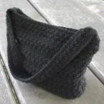 Seed Stitch Purse – Free Crochet Pattern