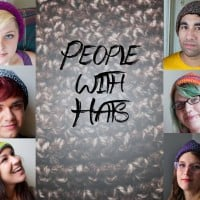 People With Hats by Mainly Crochet