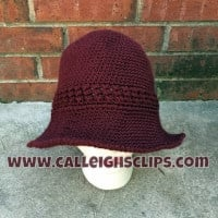 Aubreigh Hat by Calleigh's Clips & Crochet Creations