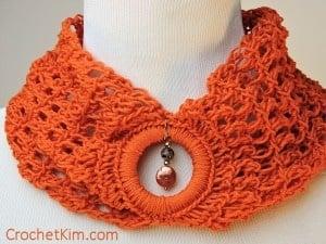 Bandeau Cowl by CrochetKim