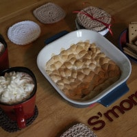 S'mores by Sue Solakian for Mainly Crochet