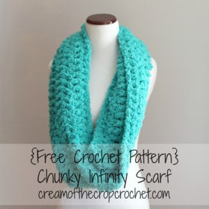 80f6f55be Cozy & Stylish Cowls for the Winter ~ FREE Crochet Pattern Roundup