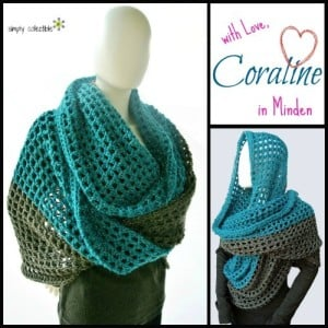 Coraline in Minden Cozy Oversized Cowl by Simply Collectible
