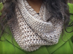 The Sandy Cowl by Little Monkeys Crochet