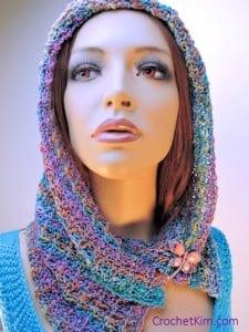 Noema Cowl by CrochetKim