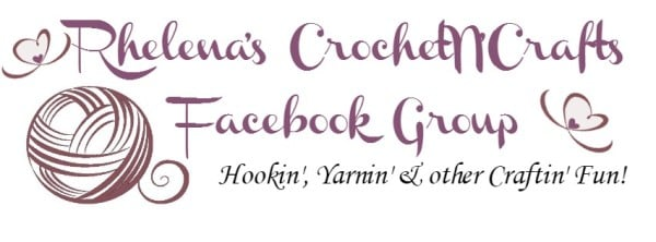 Rhelena's CrochetN'Crafts Facebook Group