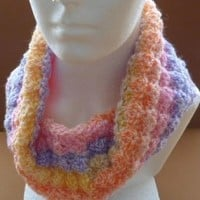 A Neck Cowl by Patterns For Crochet