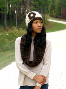 Country Appeal Infinity Scarf by ELK Studio