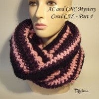 AC and CNC Mystery Cowl CAL – Part 4
