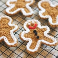 Gingerbread Man Cookie by Repeat Crafter Me