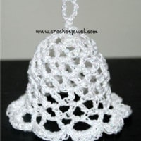 Christmas Bell by Crochet Jewel