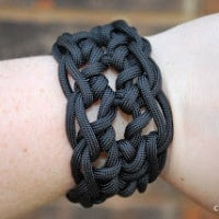 Paracord Bracelet by Calleigh's Clips & Crochet Creations