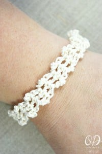 Lacy Bracelet by Oombawka Design