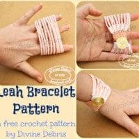 Leah Bracelet by Divine Debris
