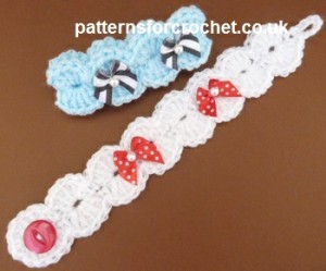 Bracelet by Patterns For Crochet