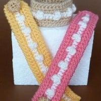 Friendship Bracelet by Patterns For Crochet