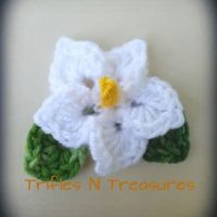 Totally Tropical Flower by Trifles N Treasures