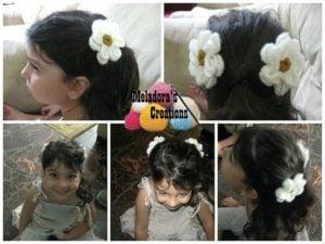 Daisy Flower by Meladora's Creations