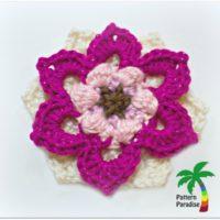 Fancy Flower by Pattern Paradise
