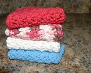 The Ups and Downs of Dishes by Cre8tion Crochet