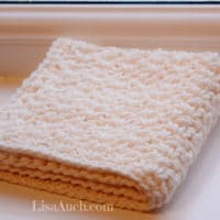 The Wonky Vs Dishcloth by LisaAuch