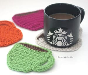Coffee Coaster by Repeat Crafter Me