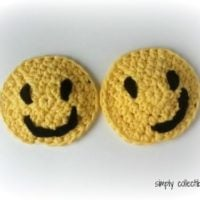 Smiley Coaster by Simply Collectible