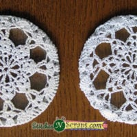 Granny's Coasters by Stitches 'N' Scraps