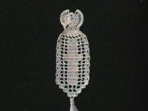 Crochet Bookmark by CrochetKim