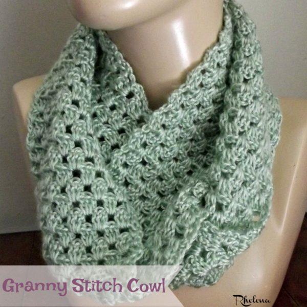Granny Stitch Cowl
