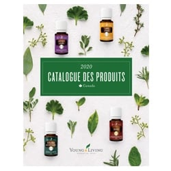 Young Living's 2020 Product Guide