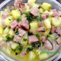 Ham and Pineapple Recipe